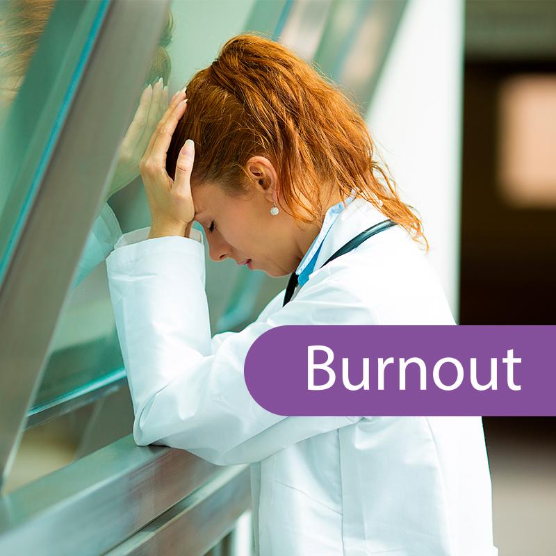 (Português do Brasil) O burnout e a medicina: é preciso estar atento à síndrome do esgotamento profissional