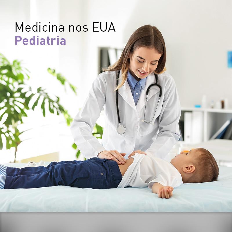 (Português do Brasil) Seu sonho é fazer residência em Pediatria nos EUA? Dá uma olhada nessas informações que separamos para você!