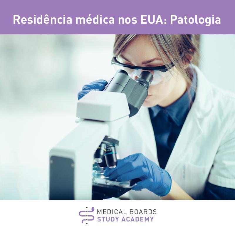 (Português do Brasil) Patologia está entre as cinco especialidades com maior número de vagas de residência preenchidas por estrangeiros